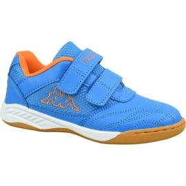 Kappa Kickoff K Jr 260509K-6044 sko blå