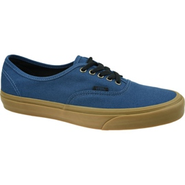 Vans Ua Authentic M VN0A38EMU4C1 sko blå