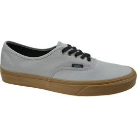 Vans Ua Authentic M VN0A38EMU401 sko grå