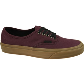 Vans Authentic M VN0A38EMU5A1 sko rød