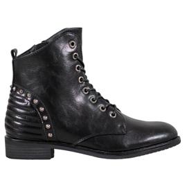 Elegante VINCEZA-støvler sort