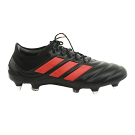 Adidas Copa 19,1 Sg M G26642 Fodboldstøvler sort