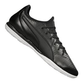 Puma King Pro It M 105669-01 indendørs sko sort sort