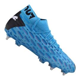Puma Future 5.1 Netfit Mx Sg M 105788-01 fodboldstøvler blå blå