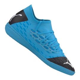 Puma Future 5.3 Netfit It M 105799-01 indendørs sko blå blå