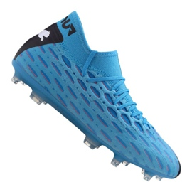 Puma Future 5.2 Netfit Fg / Ag M 105784-01 fodboldstøvler blå blå