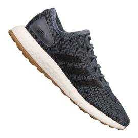 Adidas PureBoost M CM8298 sko grå