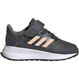 Adidas Runfalcon I Jr EG2224 sko grå