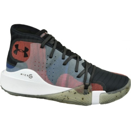 Under Armour Spawn Mid M 3021262-006 sko flerfarvede flerfarvede