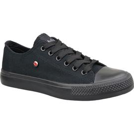 Lee Cooper GCW16-1390 M LCW-19-530-054 sko sort