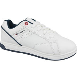 Champion Ace Court Tennis Som Jr 168015-D10 sko hvid