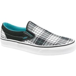 Vans Classic Slip-On M VN0LYFL6W sko grå