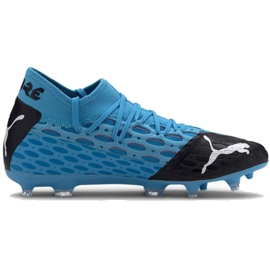 Puma Future 5.2 Netfit Fg Evo M 105984 01 fodboldsko blå blå