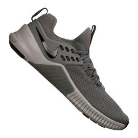 Nike Free Metcon M AH8141-006 sko grå