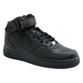 Nike Air Force 1 Mid 07 M 315123-001 sko sort