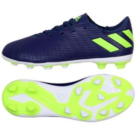 Adidas Nemeziz Messi 19.4 Fg Jr EF1816 sko violet