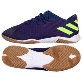 Adidas Nemeziz Messi 19.3 i M EF1812 sko navy