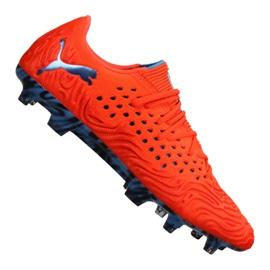Puma Future 19.1 Netfit Low Fg / Ag 01 M 105534-01 sko rød rød
