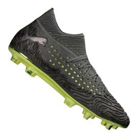 Puma Future 19.1 Fg / Ag M 105561-01 sko grøn grøn