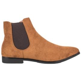 Marquiz Ankelstøvler brun