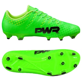 Puma Evo Power 3 Fg 103956 01 fodboldsko grøn grøn