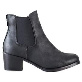 Goodin Komfortable Jodhpur støvler sort