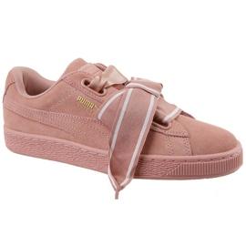 Puma ruskindhjerte Satin Ii W 364084-03 pink