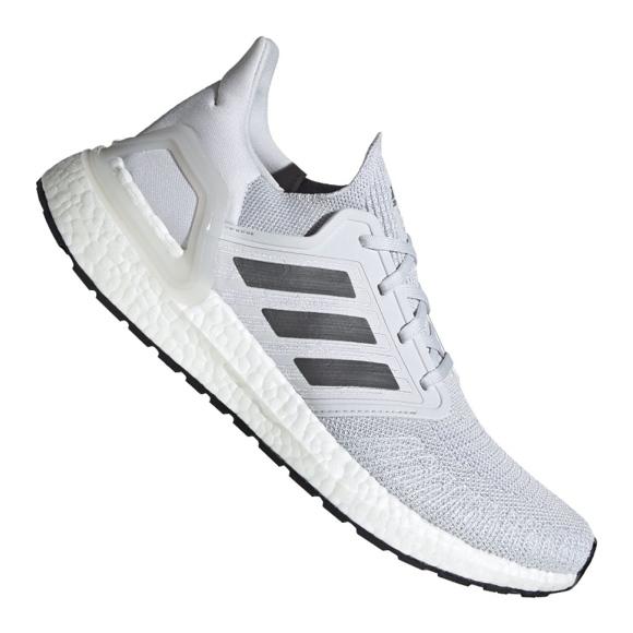 Adidas UltraBoost 20 M EG0694 sko grå