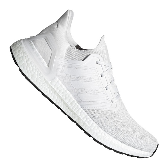 Adidas UltraBoost 20 M EF1042 sko hvid
