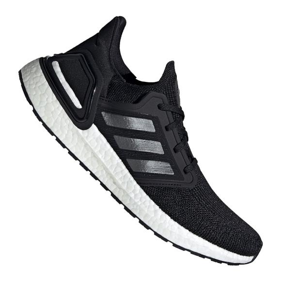 Adidas UltraBoost 20 M EF1043 sko sort