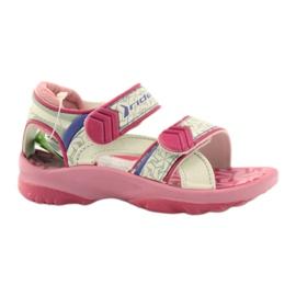 Pink sandaler børns sko til vand Rider 80608 ['shades of pink', 'shades of gray and silver', 'biel']