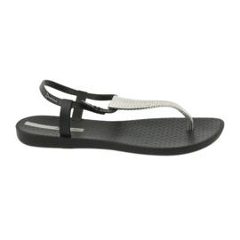 Sort Ipanema 82862 sorte sandaler