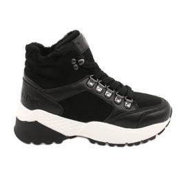 Komfortable sportsstøvler Lee Cooper LCJL-20-31-152 sort
