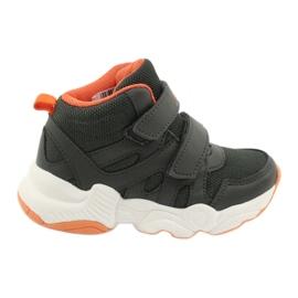 Befado børnesko 516X050 orange grå
