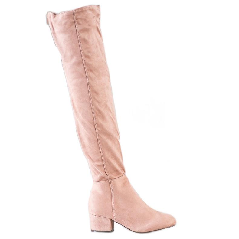 Fashion Pulver musketerer pink