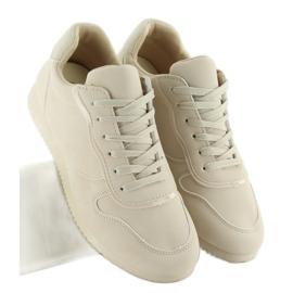 NB135p Beige sneakers brun 3
