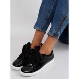 Hvide sneakers zy-7a733 sort 5