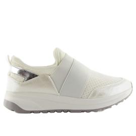 Dames sportssko hvid NB150P Hvid 4