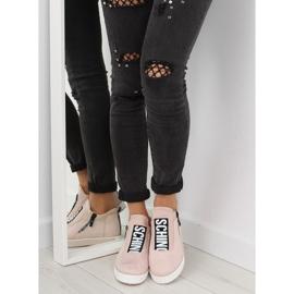 Sneakers pink NB168 pink 4