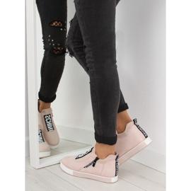Sneakers pink NB168 pink 1