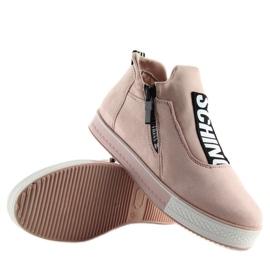Sneakers pink NB168 pink 2