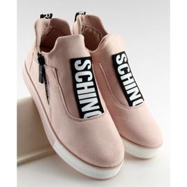 Sneakers pink NB168 pink 3
