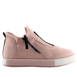 Sneakers pink NB168 pink 5
