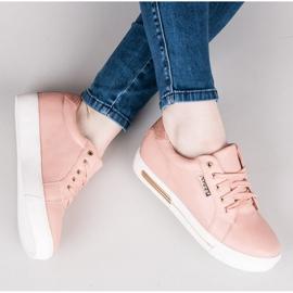 Vices Platform sportssko pink 1