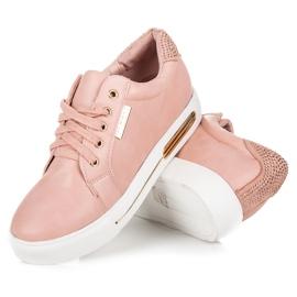 Vices Platform sportssko pink 3