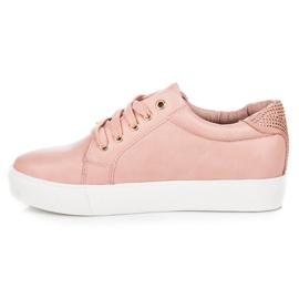 Vices Platform sportssko pink 2