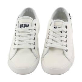 BIG STAR 274835 sneakers hvid 4