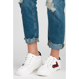 Vices Lace-up Love Sneakers 1