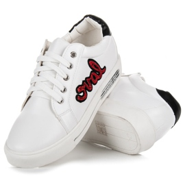 Vices Lace-up Love Sneakers 4