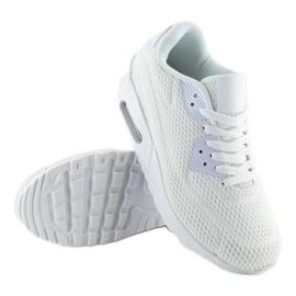 Kvinder hvide sportssko DSC33 White 5